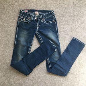 True religion straight jeans